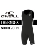 O'NEILL THERMO-X SHORT JOHN